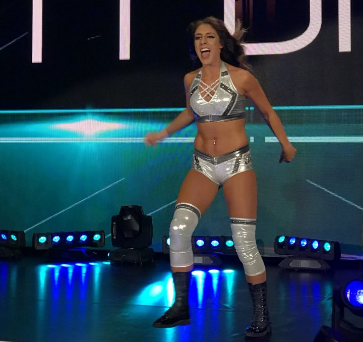 Mae Young Classic Dark Match -August 8th,2018
